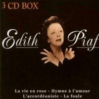 Edith Piaf - Chansons (CD) (2000)