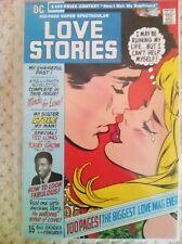 100 PAGE SUPER SPECTACULAR LOVE STORIES. NO.1. DC COMICS 2000. MINT CONDITION