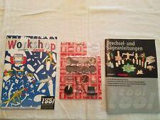 Playmat 4 in 1 Cool Tool Workshop - Service Set & 2 Design Manuals