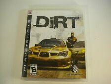 DiRT (Sony PlayStation 3, 2007) PS3