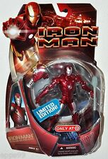 Marvel Iron Man Movie Mark 03 Repulsor Red Prototype Target Only MOC VHTF 2008