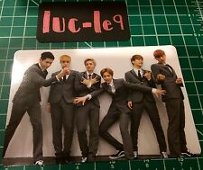 (ver. EXO-M Group) EXO-M EXO 1st Album Repackage Growl Photocard KPOP Type A