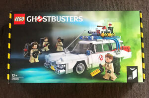 NEW SEALED Lego 21108 Ghostbusters Ecto-1 Ideas FREE SHIPPING