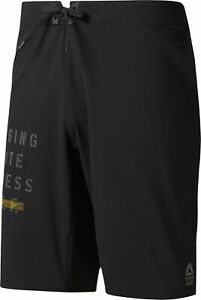 Reebok Crossfit Epic Base Mens Training Shorts - Black