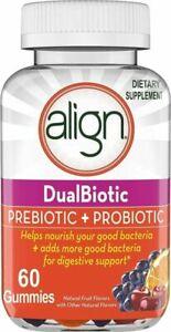 Align DualBiotic, Prebiotic + Probiotic for Men And Women, Help nourish...