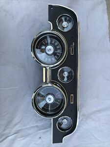 1967 Ford Mustang Dash Cluster