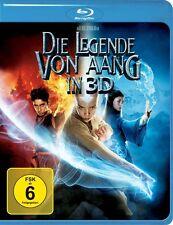 DIE LEGENDE VON AANG (Noah Ringer, Dev Patel) Blu-ray 3D + Blu-ray Disc NEU+OVP