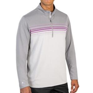 Antigua Golf Men's Shift 1/4-Zip Pullover,  Brand New