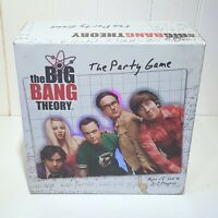 The Big Bang Theory The Party Family TV  Show Question Game 15+ 2 - 7 Players
