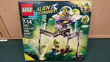Lego 7051 Alien Conquest Tripod Invader Sealed 166 Pieces 2011