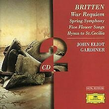 War Requiem von John Eliot Gardiner   CD   Zustand sehr gut