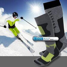 Skisocken Thermosocken Wintersocken Langlaufsocken Skistrümpfe Snowboardsocken