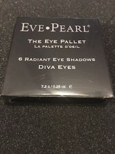 Eve Pearl THE EYE PALLET - DIVA EYES - 6 Radiant Eye Shadows FREE SHIPPING