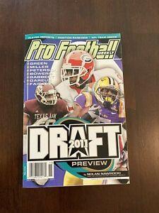 Pro Football Weekly 2011 Draft Preview by Nolan Nawrocki
