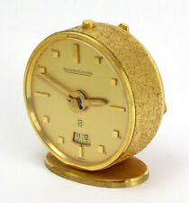 8 Tage JAEGER LeCOULTRE swiss REISEWECKER /  8-day TRAVEL ALARM CLOCK Cal. 240/3