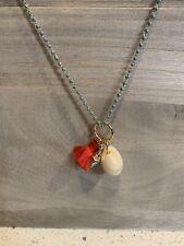 New Puka Shell, Tassel & Star Charm Necklace by Fresh Produce Fashion Jewelry