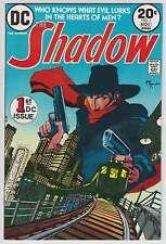 L3476: The Shadow #1, Vol 1, VF-VF+ Condition