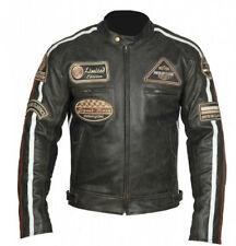 Hombres De Cuero Moto Chaquetas De Cuero Moto Chaquetas Moto Chaqueta