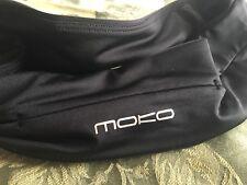 MoKo Waist Bag Jogging Running Black Size Large NEW Keep Belongings Secure!