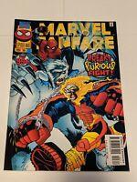 Marvel Fanfare #3 November 1996 Marvel Comics