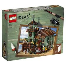 NEW LEGO IDEAS - OLD FISHING STORE 21310