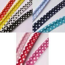 Ribetes de costura y mercería bordados de algodón