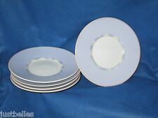 STUDIO NOVA PARISIAN CAFE Saucers - SET of TWO (2) *have more items to this set*