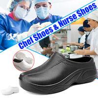 Waterproof Women's Wellies Nursing Nurse Slip Resistant Work Chef Rubber