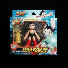 "Takara Astro Boy Atom Action figure set 4.3"" vintage toy rare item 2003 New"
