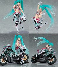 New MAX Factory figma 233 Racing Miku Racing Miku 2013 EV MIRAI ver. From Japan