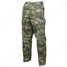Multitarn COMBAT CARGO BDU TROUSERS Camo Army Pants Military - All Sizes