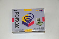 NEC PC Engine PCFX GA accelerator board for PC 9800 import JAP JPN rare