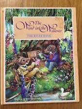 The Wind in the Willows - The River Bank  - illustrated by Holly Hannon