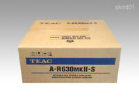TEAC A-R630 MKII-S Stereo Integrated HiFi Amplifier 90W + 90W DHL Fast Ship NEW