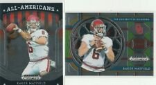 2019 Panini Prizm Draft Picks Baker Mayfield  Stained Glass &All-Americans