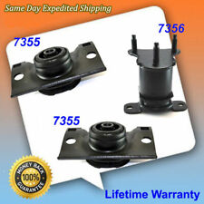For Infiniti Nissan Armada Pathfinder Trans & Engine Mount Set 7355*2 7356 M1049