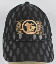 Black Yogi Bear Character Cartoon Logo Embroidered Baseball hat cap Adjustable