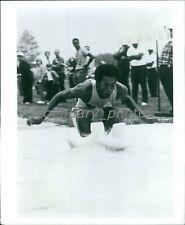 1972 John Craft US Olympic Triple Jump Original News Service Photo