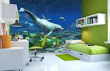 Underwater World  Wall Mural Photo Wallpaper GIANT DECOR Paper Poster Free Paste