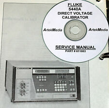 Fluke 5440A Voltage Calibrator Service Manual