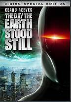 The Day the Earth Stood Still (DVD, 2009, 3-Disc Set) (M6)