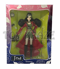JUN PLANNING J-DOLL VIA APPIA J-621 FASHION PULLIP COLLECTION GROOVE INC NEW