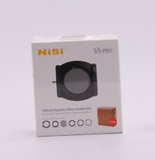 Nisi V5 Pro 100mm System Filter Holder+67 /72/77/ 82mm CPL+Adaptor Ring+CPL+Case