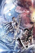 Journey Star Wars Fase #3 Marvel Comic Book
