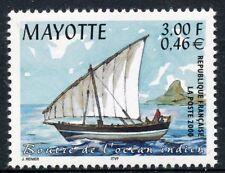 TIMBRE DE MAYOTTE N° 81 ** BATEAU BOUTRE INDIEN
