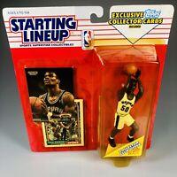 Kenner 1993 Starting Lineup David Robinson SPURS Basketball Figure Vintage
