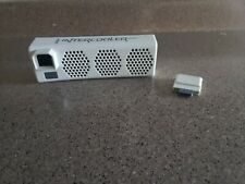 Xbox 360 Nyko Intercooler 3 Fan Cooler White & Memory Unit X809156-003