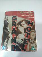 Grand Hotel Greta Garbo Steelbook - Blu-ray Español English - AM