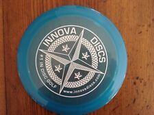 1st run Champion Savant golf disc 175g. New. Proto. Ice blue