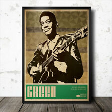 Grant Green arte cartel Música Jazz Blue Note Coltrane Lee Morgan Miles Davis